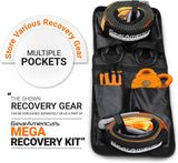Off-Road Recovery Mega Kit (Customizable Mega Shackles Color) | Essential 4x4 Accessories