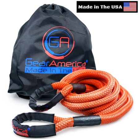 "Kinetic Recovery Rope 7/8"" x 30' 