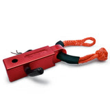 "Aluminum Ultra Hitch Receiver 2"" (Red)  