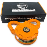 Mega Snatch Block 25 Ton | Off-Road like a PRO! - Double or Triple your Winch Capacity