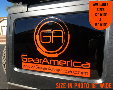 GearAmerica Decals