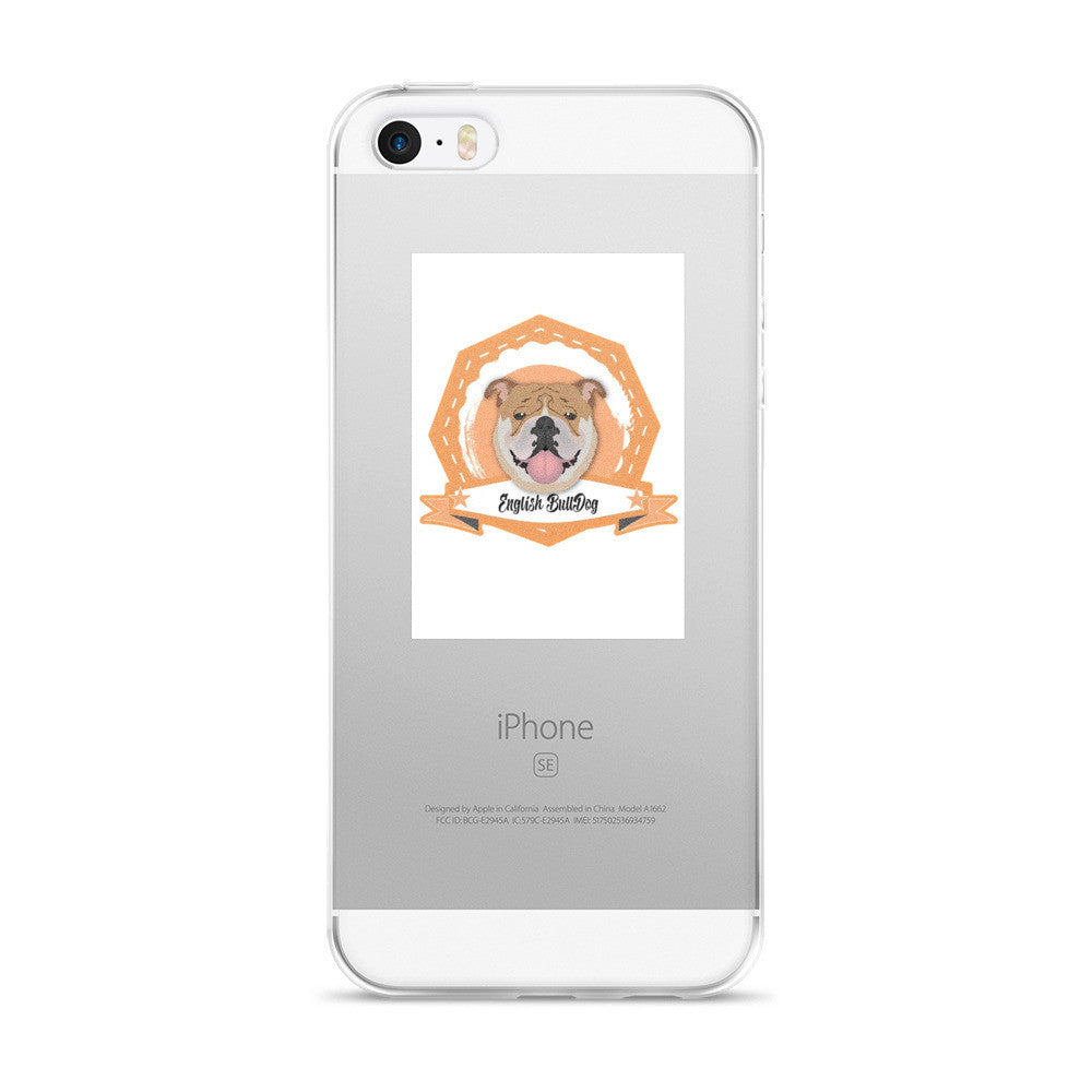 Bulldog Lovers!! iPhone 5/5s/Se, 6/6s, 6/6s Plus Case-Kiana's Treasures-Kiana's Treasures