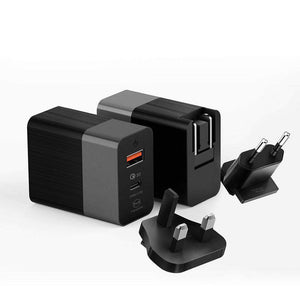 Mcdodo QC 3.0 & PD Pro Travel Wall Charger (18W)