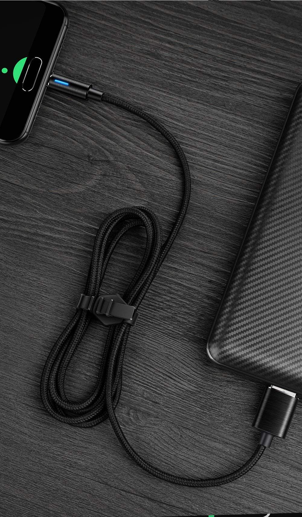 McDodo USB-C Fast Charging Auto Disconnect & Reconnect - Mcdodo Worldwide