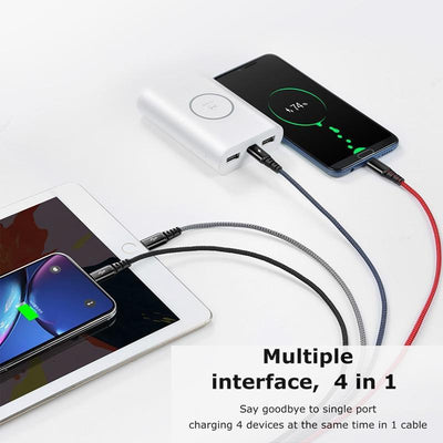 McDodo 4-in-1 USB Wire - Mcdodo Worldwide