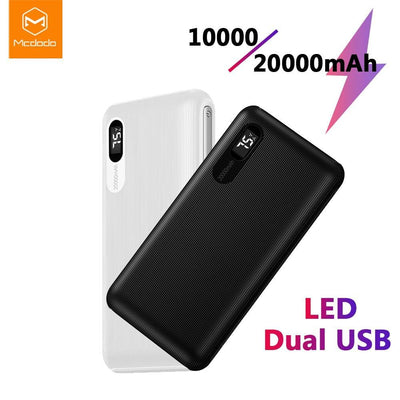 McDodo 20 000 mAh Powerbank with Digital Display - Mcdodo Worldwide