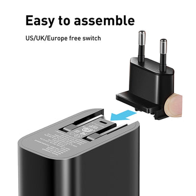 Mcdodo 30W PD USB Charger 3 In 1 - Mcdodo Worldwide