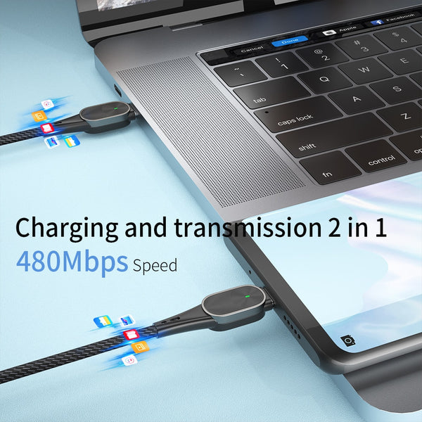 USB-C To USB-C Fast Charging Cable