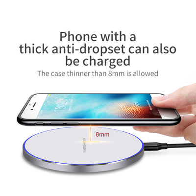 Fast Charging Wireless Pad