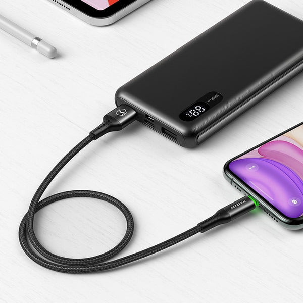 McDodo Auto-Disconnect Fast Charging Lightning Cable