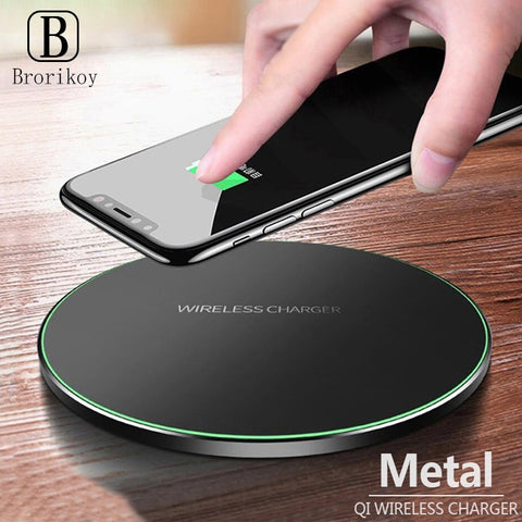 Qi Wireless Fast Charging Charger