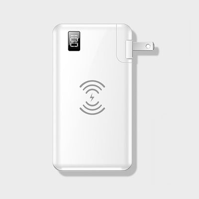 3 in 1 Fast Charging Powerbank & Plug