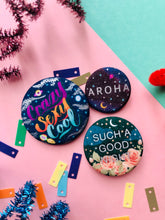 Kpop Button Pin Set