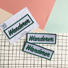 Wanderer Patch