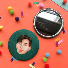 Kstar Collection- Button Pin
