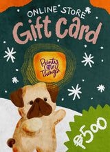 Pointy Little Things Gift Card