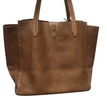 Liliana leather tote