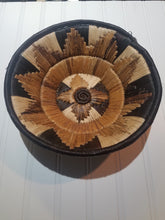 African Banana Leaf Basket