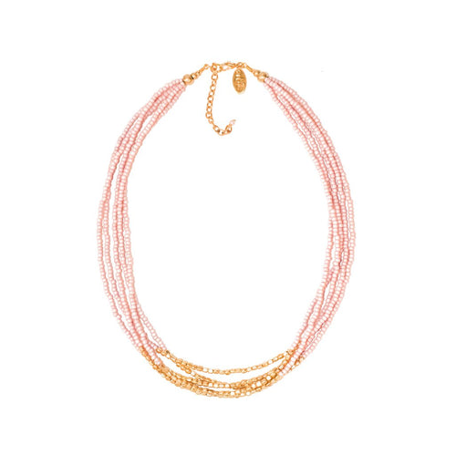 Carrie Milti-Strand Necklace
