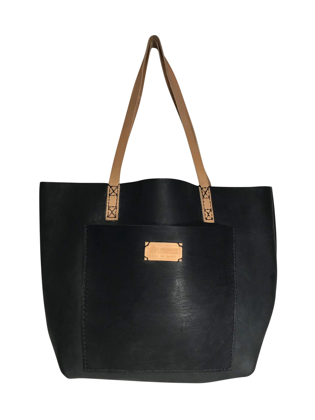 Therese Leather Tote