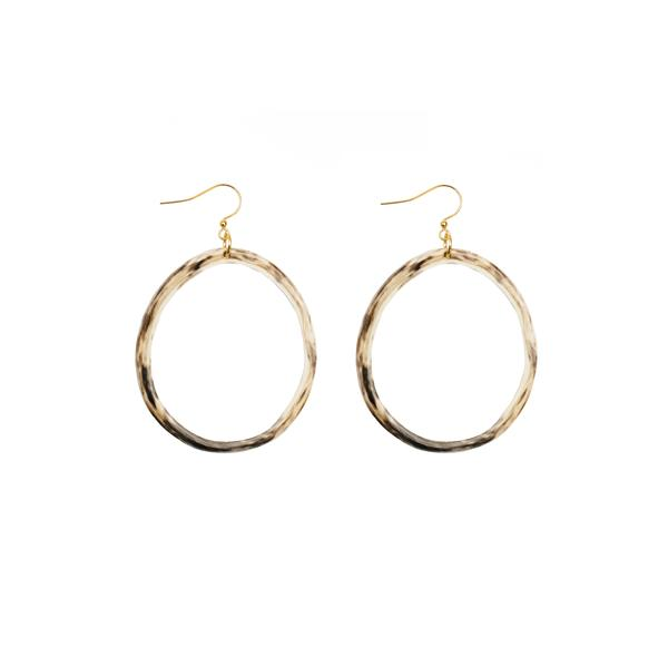 Cattle Horn Hoops