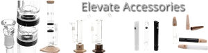 Elevate Accessories - Elegant and Modern Water Pipes and More