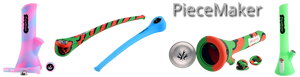PieceMaker | Silicone Hand Pipes and Water Pipes