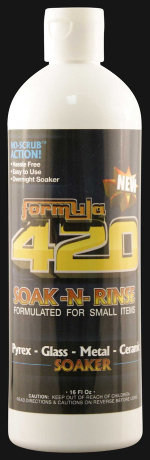 Formula 420 Soak N Rinse Pipe Cleaner