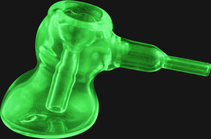 Incredibowl i420 - Glass Water Pipe Attachment - Green