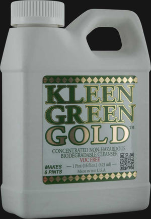 Kleen Green Gold 1 Pt. - Pipe Cleaner