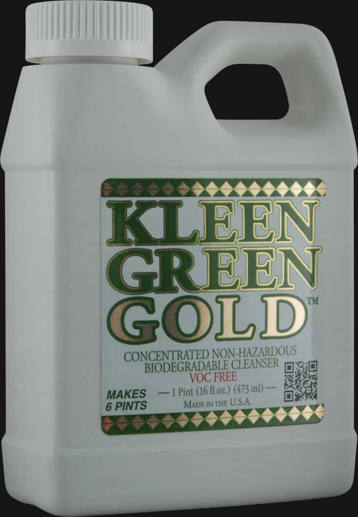 Kleen Green Gold - Multi-Purpose Concentrated Pipe Cleaner 1 PINT.