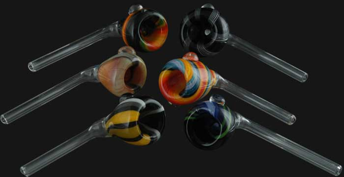 Incredibowl - m420 Color 90-Degree Glass Bowl