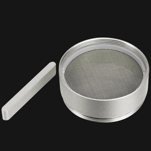 Chill Gear - Herb Grinder - Silver