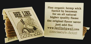 Bee Line Organic Hemp Wick 9 ft.