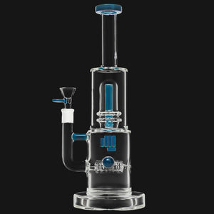 Snoop Pounds - Mothership Straight Tube Glass Water Pipe by Snoop Dogg