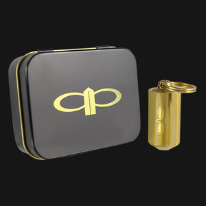 Piece Pipe - Brass