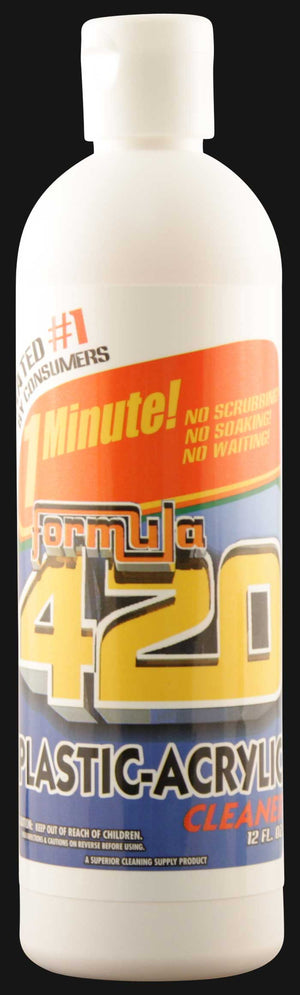 Formula 420 Plastic-Acrylic Pipe Cleaner
