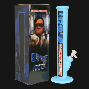 Trailer Park Boys - The Bubbles Silibong Water Pipe - Blue