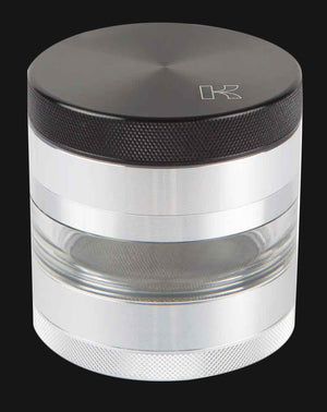 "Kannastor - Solid-Jar 4pc 2.5"" Grinder"