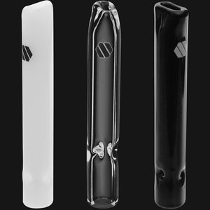 Elevate Accessories - Glass Joint One Hitter Glass Pipe
