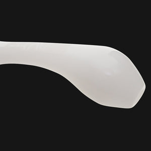 Grav Labs - 32MM Glass Sherlock Pipe - White