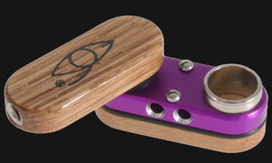 Monkey Pipe - Classic Original - Purple