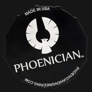 Phoenician - Ashtray - Black