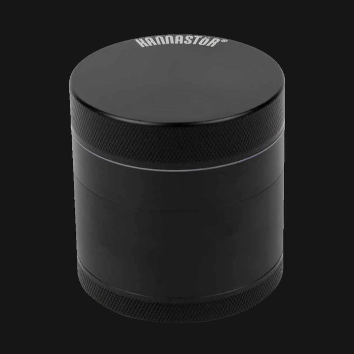 "Kannastor - Grinder Solid Body 4pc 2.2"" - Black"