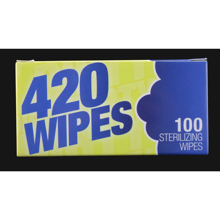 420 Wipes Sterilizing Packets