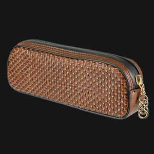 Erbanna - RAE Brown Weave - Pocket Case
