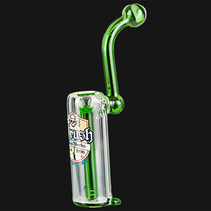 The Crush - Wordom Sherlock Glass Bubbler