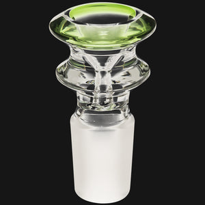UFO Bowl - 18mm Dry Herb Male Glass Bowl