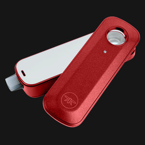 Firefly 2 - Dry Herb & Concentrates Portable Vaporizer - Red