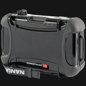 Nanuk - Nano 330 Protective Pipe Case Large - Black